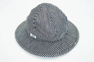 UES 14.9oz Selvage Hickory Field Hat
