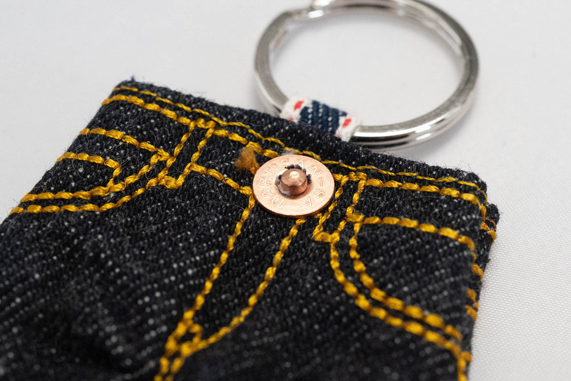 Studio D'Artisan 'Mini Jeans' Key Holder