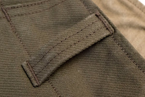 "Freewheelers 11oz Denim ""Jam Buster"" Cap"