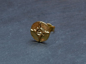 "First Arrow's K-18 ""Sunburst"" Medal Ear Pierce (O-001)"