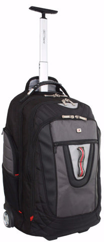 Brio Wheeled Laptop Backpack