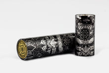 SILVER METALLIC LIMITED EDITION GRAFFIX BUSHIDO MOD V2