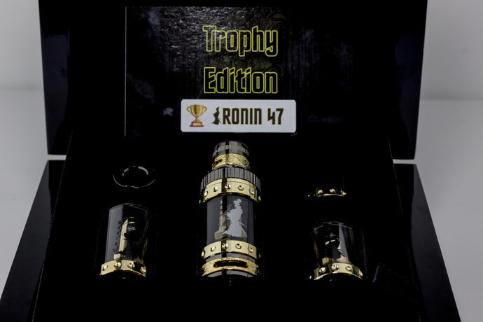 🏆 47 Ronin Trophy Kamikaze Tank LE Collection Series