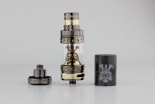 Batch 5 Kamikaze Tank TSUNAMI LE Black Chrome by Samurai Modz