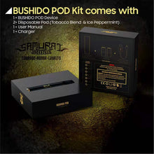 BUSHIDO POD Kit