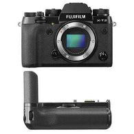 Fuji X-T2 Digital Camera with Power Booster Grip - Campkins - 1