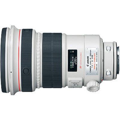 Canon EF 200mm f2.0 L IS USM Lens - Campkins