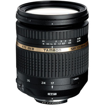 Tamron 17-50mm f2.8 XR Di II VC Lens with Motor - Campkins