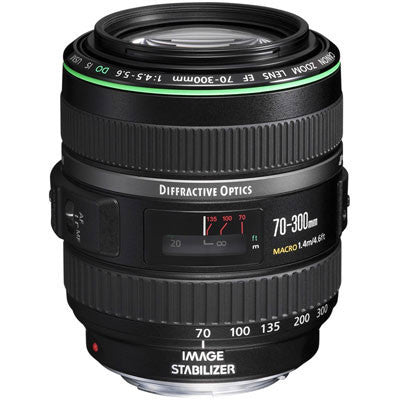 Canon EF 70-300mm f4.5-5.6 DO IS USM Lens - Campkins