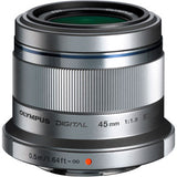 Olympus 45mm f/1.8 Micro Four Thirds Lens - Campkins - 2