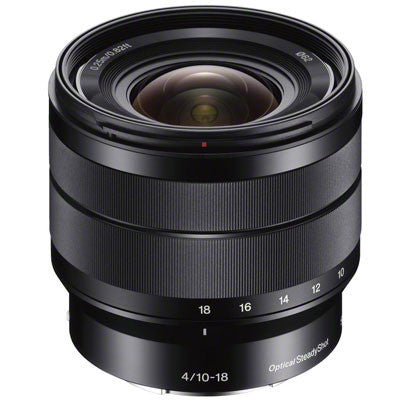 Sony E10-18mm f4 OSS Lens - Winter Cashback £60 - Campkins - 1