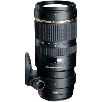Tamron 70-200mm f2.8 SP Di VC USD Lens - Campkins