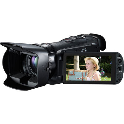 Canon LEGRIA HF G25 Black High Definition Camcorder - Campkins - 2