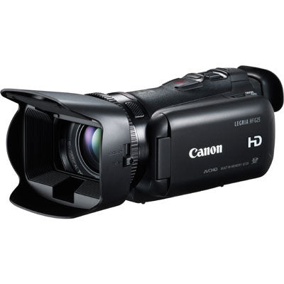 Canon LEGRIA HF G25 Black High Definition Camcorder - Campkins - 1
