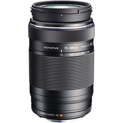 Olympus 75-300mm f4.8-6.7 II M.ZUIKO ED Micro Four Thirds Lens - Winter Cashback £75 - Campkins