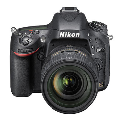 Nikon D610 Digital SLR Camera + Nikon 24-85mm f3.5-4.5 VR Lens - Campkins - 1