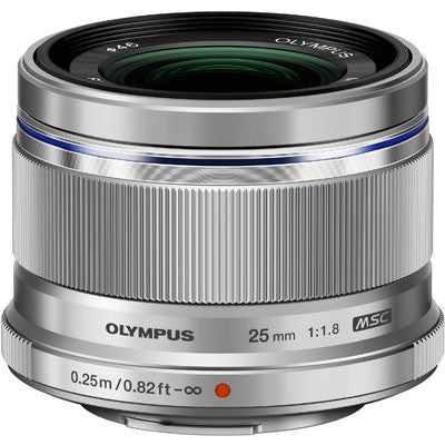Olympus 25mm f1.8 M.ZUIKO Digital Lens - Winter Cashback £50 - Campkins - 1