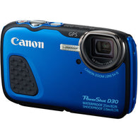 Canon PowerShot D30 Digital Camera - Campkins - 2
