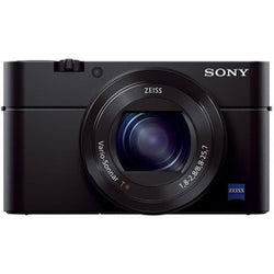 Sony Cyber-Shot RX100 III Digital Camera - Campkins - 1