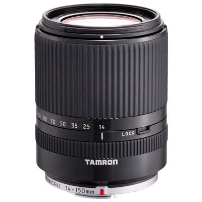 Tamron 14-150mm f3.5-5.8 Di III Micro Four Thirds Lens - Campkins - 1