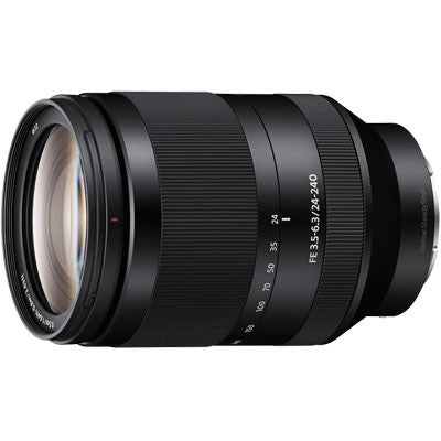 Sony FE 24-240mm f3.5-6.3 OSS Lens - Winter Cashback £50 - Campkins - 1