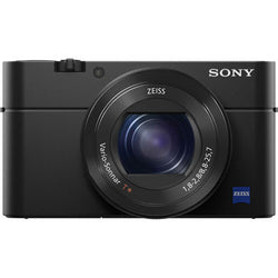 Sony Cyber-Shot RX100 IV Digital Camera - Campkins - 1