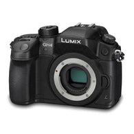 Panasonic LUMIX DMC-GH4R Digital Camera Body - Campkins - 2
