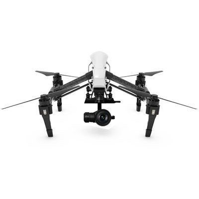 DJI Inspire 1 Raw Quadcopter Drone with Two Controllers - Campkins - 1