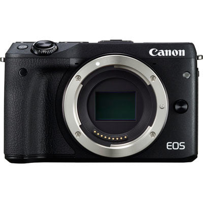 Canon EOS M3 Digital Camera Body - Campkins - 1