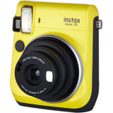 Fuji Instax Mini 70 Instant Camera with 10 shots - Campkins - 3