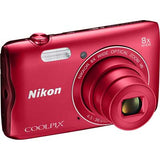 Nikon Coolpix A300 Digital Camera - Preorder - Campkins - 17