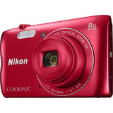 Nikon Coolpix A300 Digital Camera - Preorder - Campkins - 13