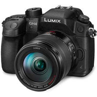 Panasonic LUMIX DMC-GH4R Digital Camera with 14-140mm Lens - Campkins