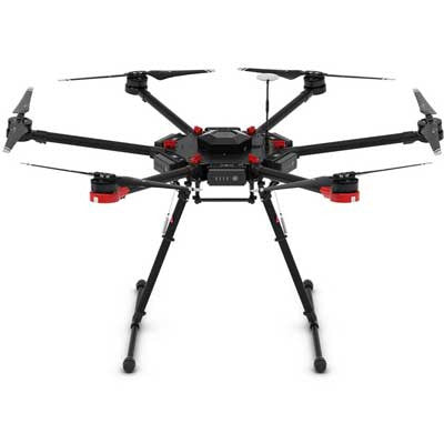 DJI Matrice 600 Hexocopter Drone with Ronin-MX Gimbal - Campkins - 2