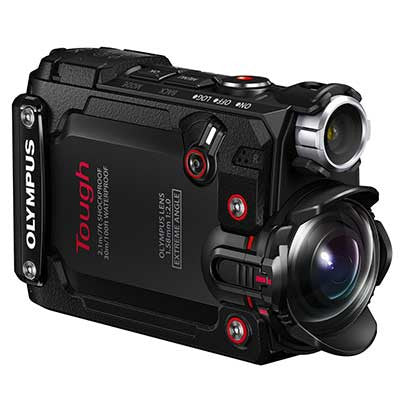 Olympus TOUGH TG-Tracker Action Camera - Campkins - 1