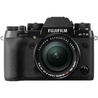 Fuji X-T2 Digital Camera with 18-55mm XF Lens - Campkins - 1