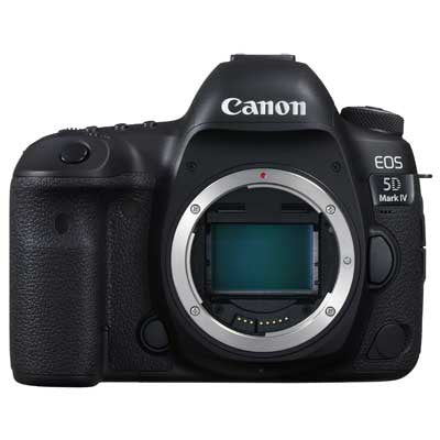 Canon EOS 5D Mark IV Digital SLR Camera Body - Campkins - 2
