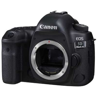 Canon EOS 5D Mark IV Digital SLR Camera Body - Campkins - 1