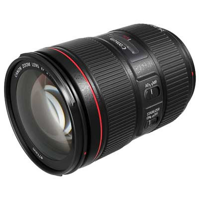 Canon EF 24-105mm f4L IS II USM Lens - Preorder - Campkins - 1