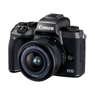 Canon EOS M5 Digital Camera with 15-45mm Lens - Preorder - Campkins - 1