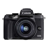 Canon EOS M5 Digital Camera with 15-45mm Lens - Preorder - Campkins - 2