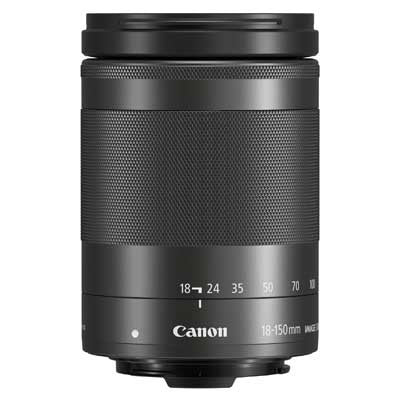 Canon EF-M 18-150mm f3.5-6.3 IS STM Lens - Preorder - Campkins - 1