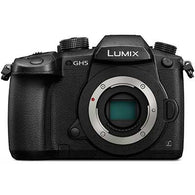 Panasonic Lumix DMC-GH5 Digital Camera Body - Preorder - Campkins - 1