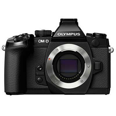Olympus OM-D E-M1 Mark II Digital Camera Body - Preorder - Campkins - 1