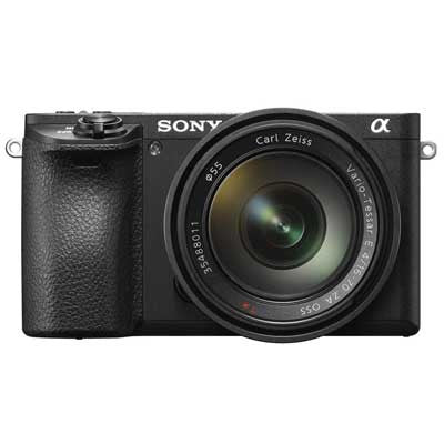 Sony Alpha A6500 with 16-70mm f4 ZA Lens - Preorder - Campkins - 1