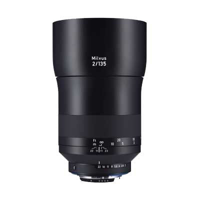 Zeiss 135mm f2 Milvus ZF.2 Lens