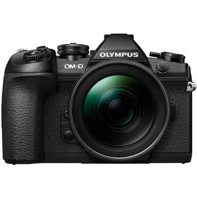 Olympus OM-D E-M1 Mark II Digital Camera with 12-40mm PRO Lens - Preorder - Campkins - 1