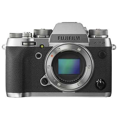 Fuji X-T2 Digital Camera Body