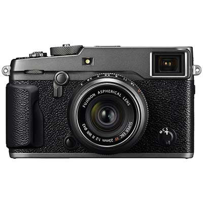 Fuji X-Pro2 Digital Camera Body with XF23mm F2 Lens - Graphite Silver - Preorder - Campkins - 1