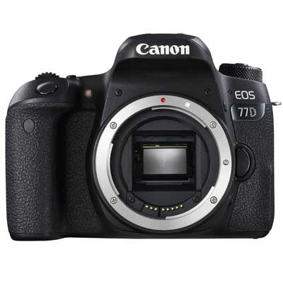 Canon EOS 77D Digital SLR Camera Body - Preorder